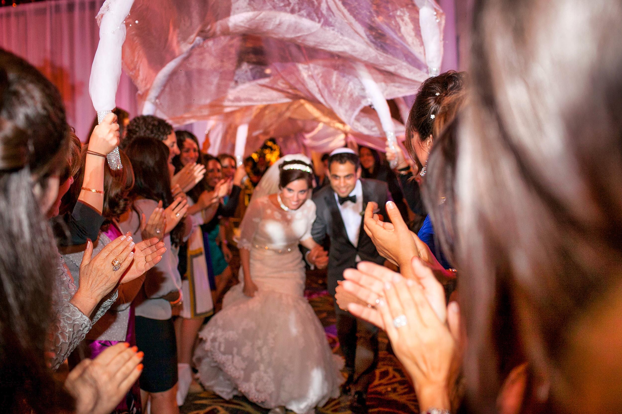 los angeles jewish orthodox wedding