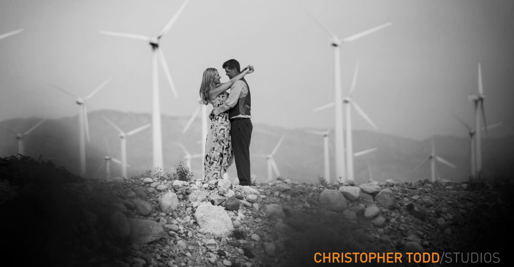 Palm Springs Elopement photo
