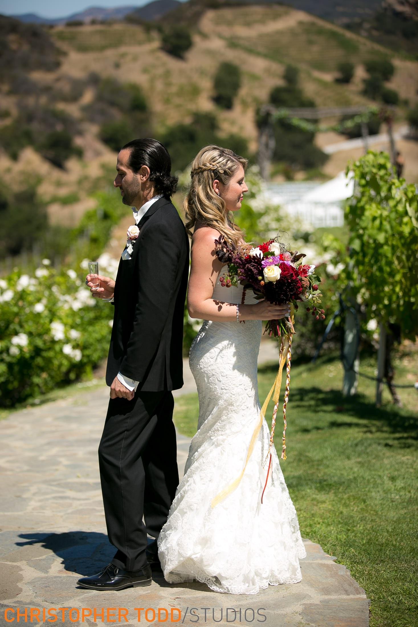 bride-groom-first-look-photo