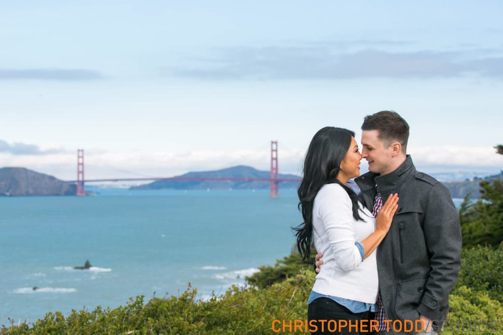 Engagement Photos San Francisco