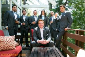 Wedding photographer lake arrowhead resort