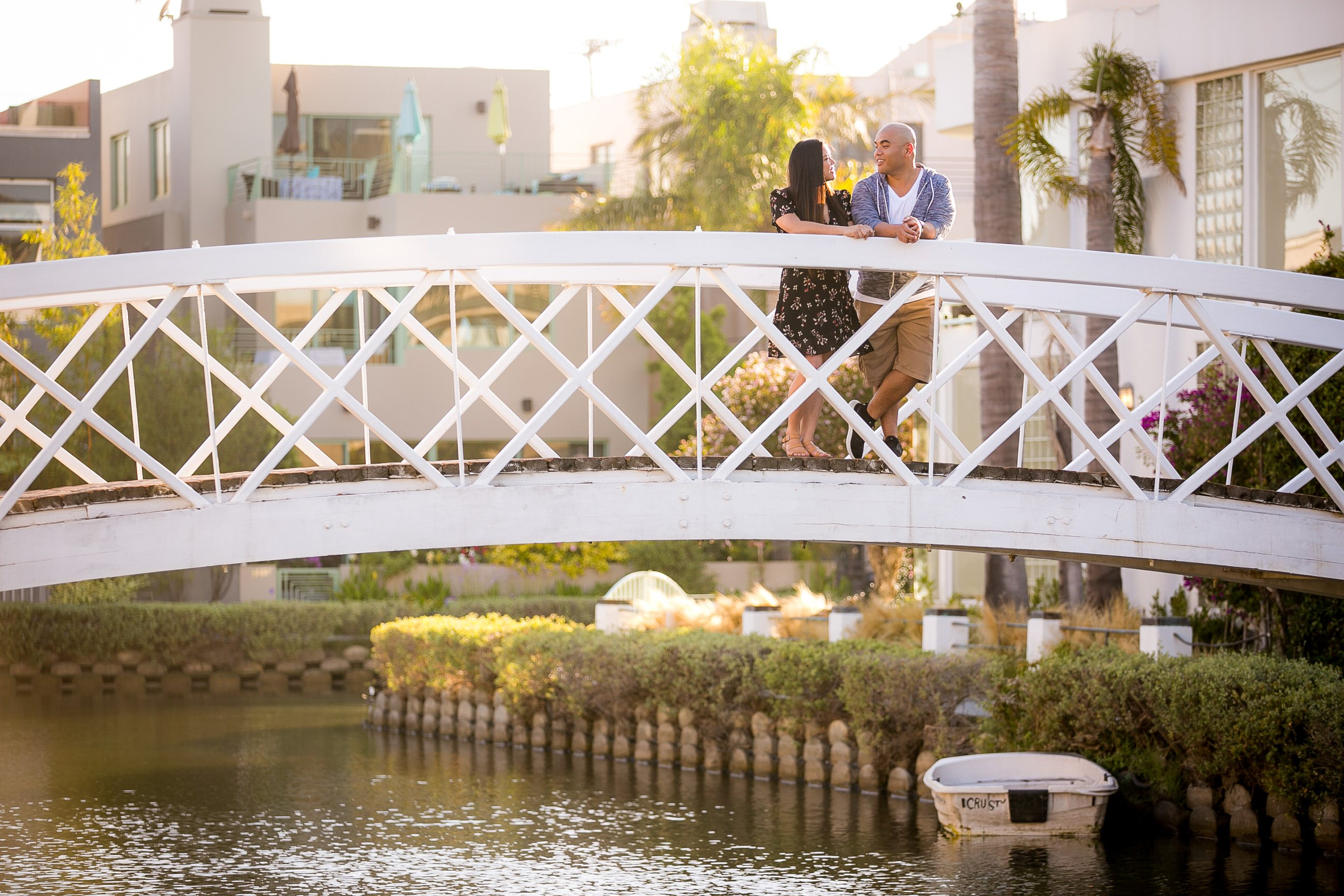 venice canals los angeles photographer
