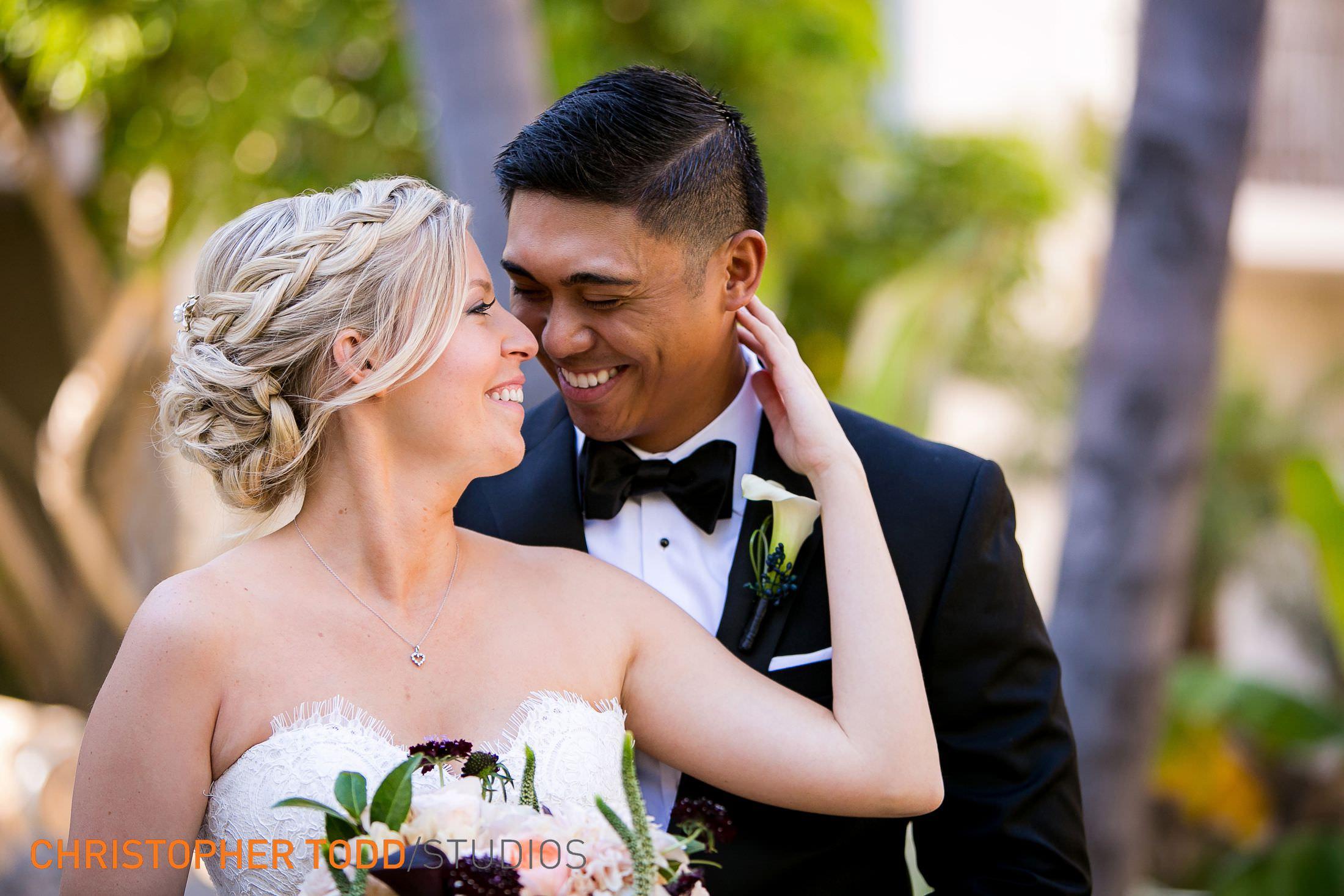 best-Hyatt-regency-Huntington-wedding-photographer