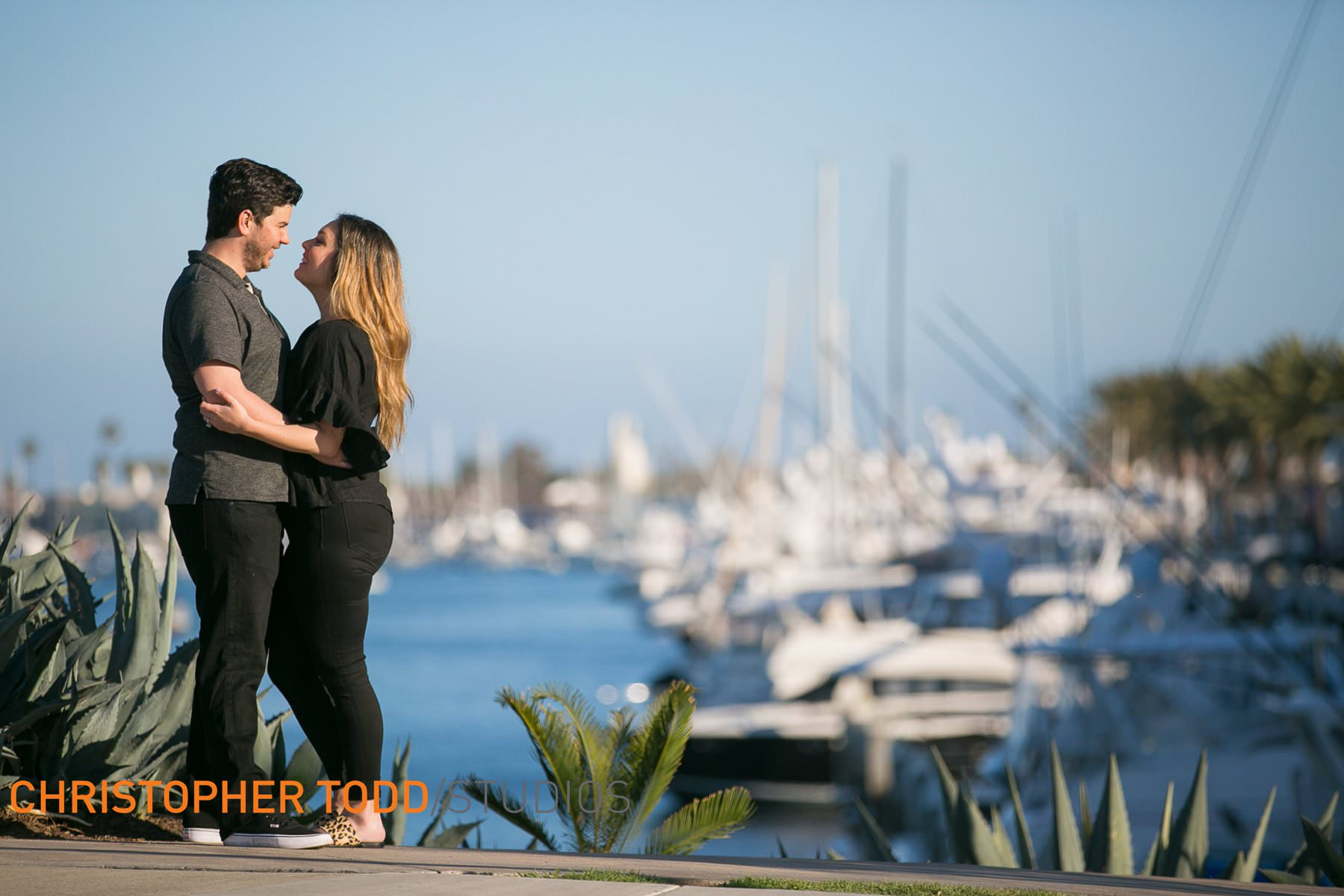 Best–engagement–photographer–Newport–beach
