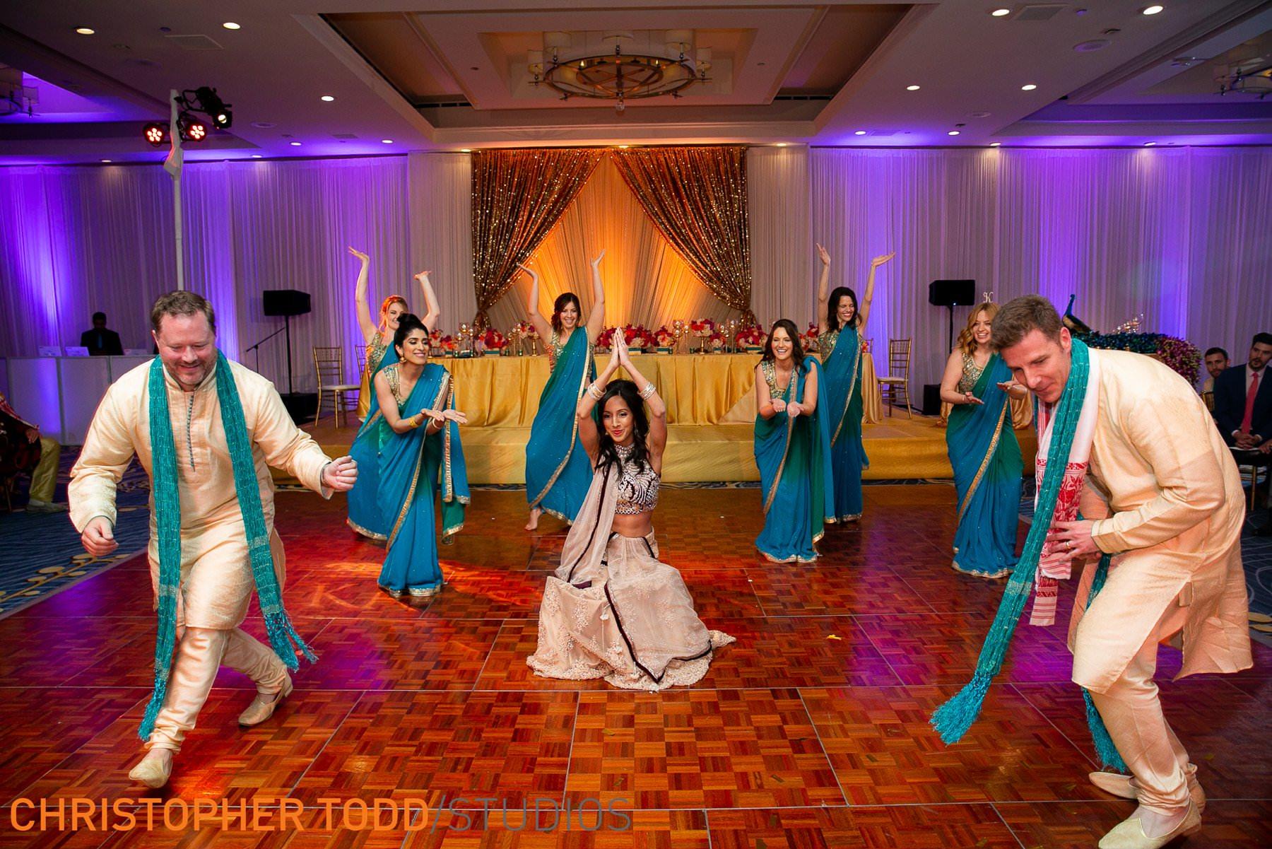 indian-wedding-reception-photo-laguna-cliffs-marriott