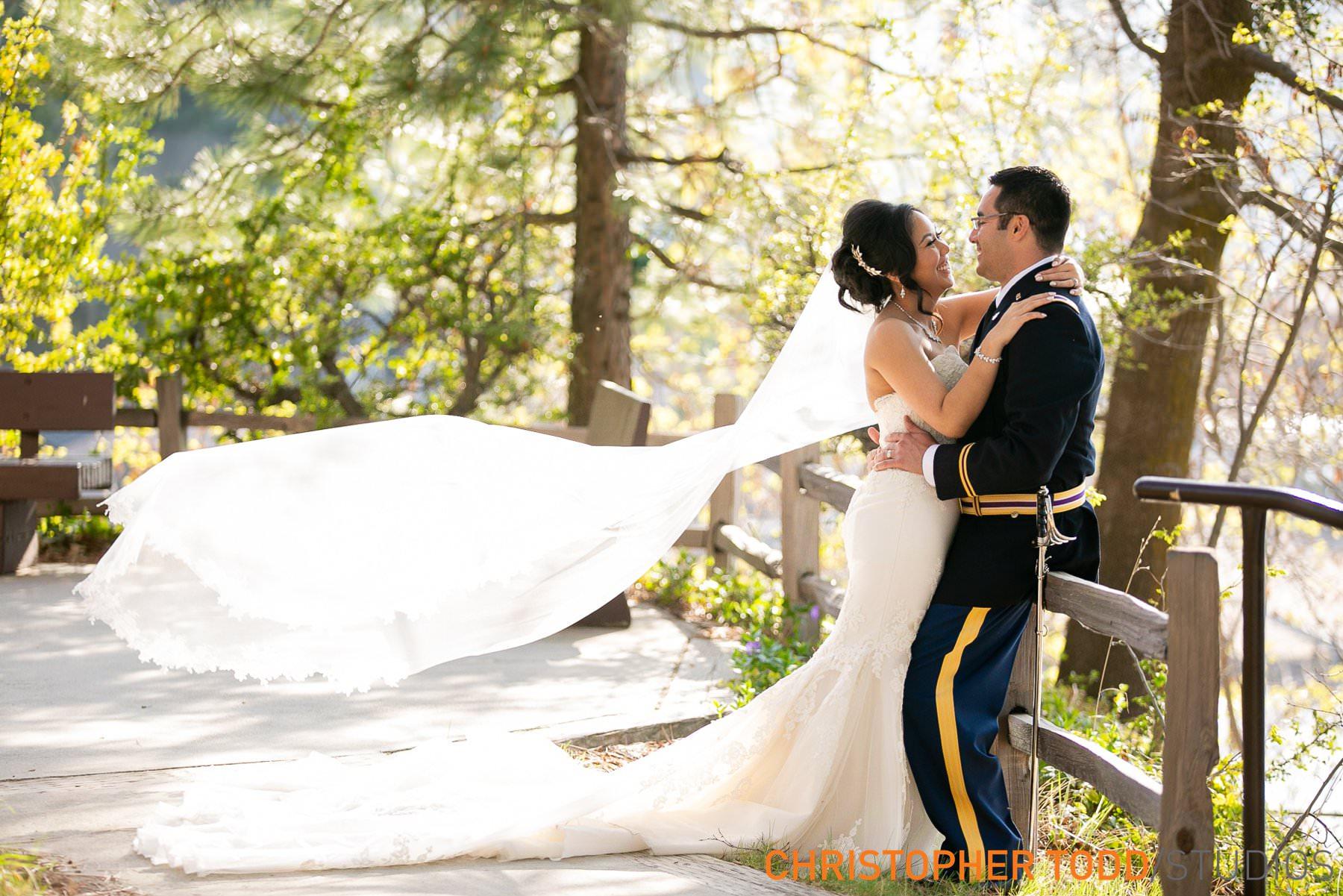 bride-groom-at-lake-arrowhead-resort