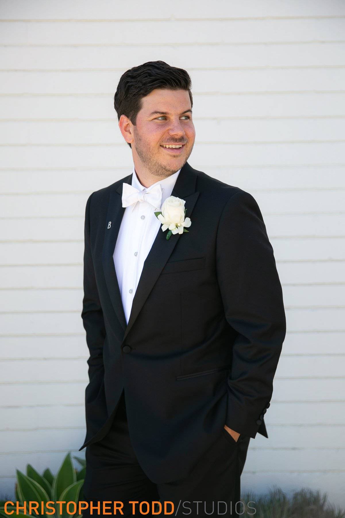 groom-at-lido-house-hotel
