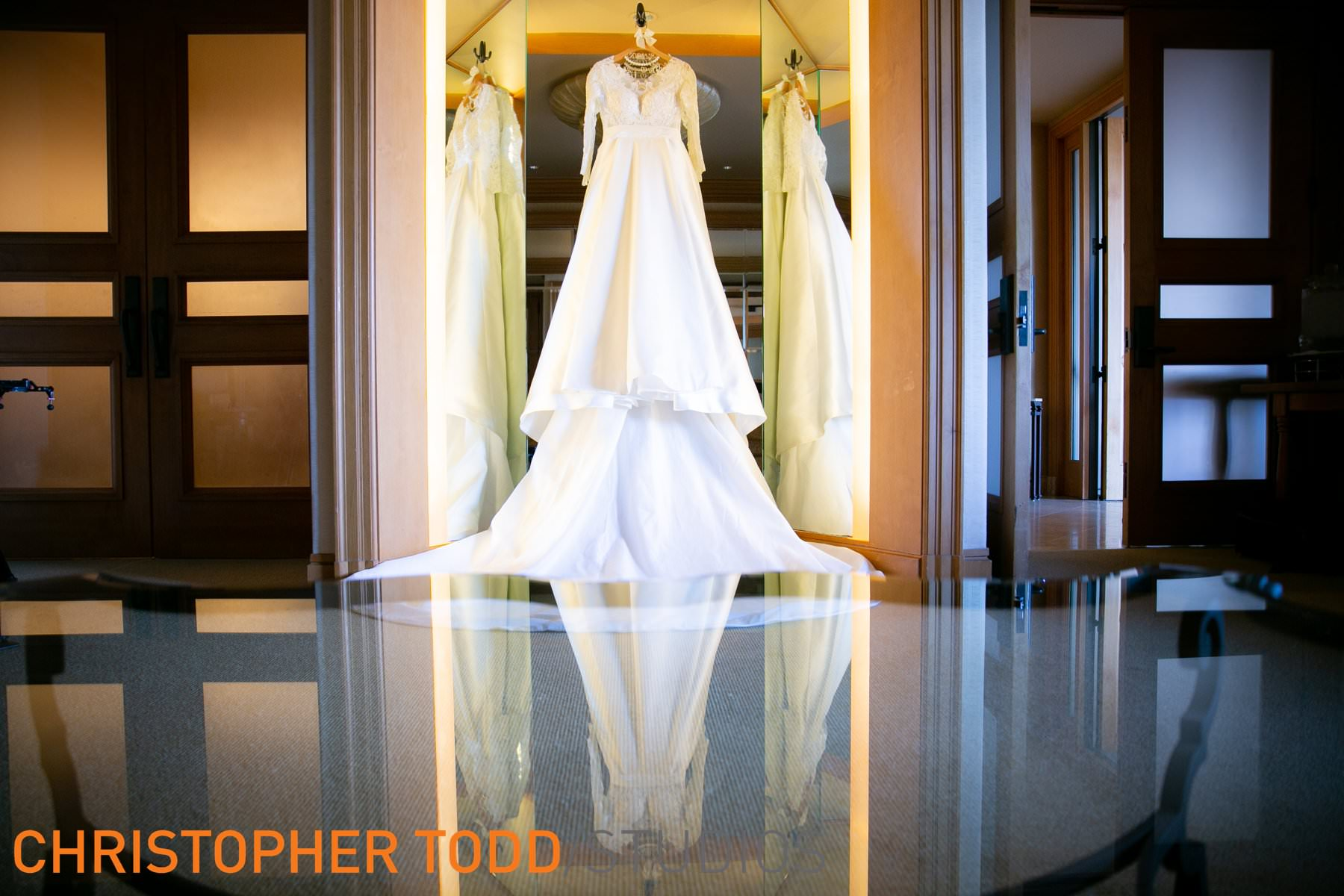 wedding-dress-at-pelican-hill-resort