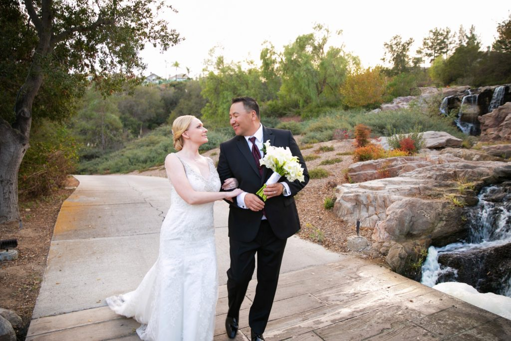 Bride-&-Groom-at-Dove-Canyon-Golf-Club
