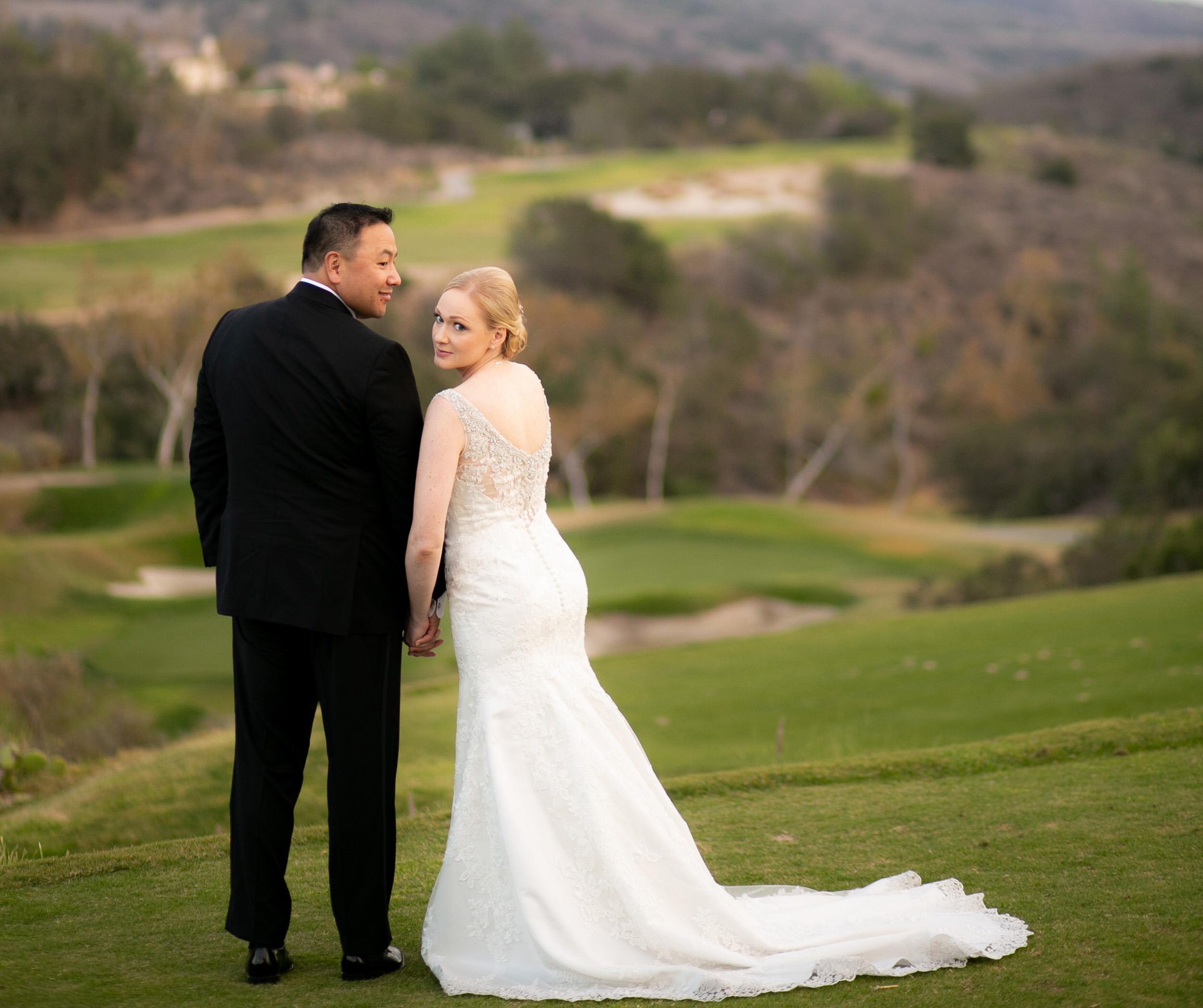 Bride-&-Groom-photos-at-Dove-Canyon-Golf-Club