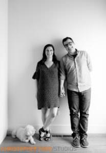 la-engagement-photos