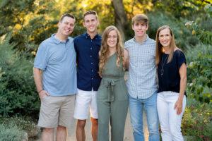 family photos in huntington beach park