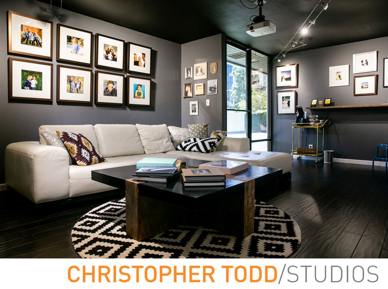 Welcome to Christopher Todd Studios. A place to meet, see our products, and have studio portraits taken.