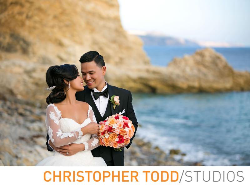 bride-groom-portrait-terranea-resort