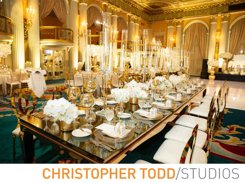 millennium-biltmore-hotel-wedding-reception