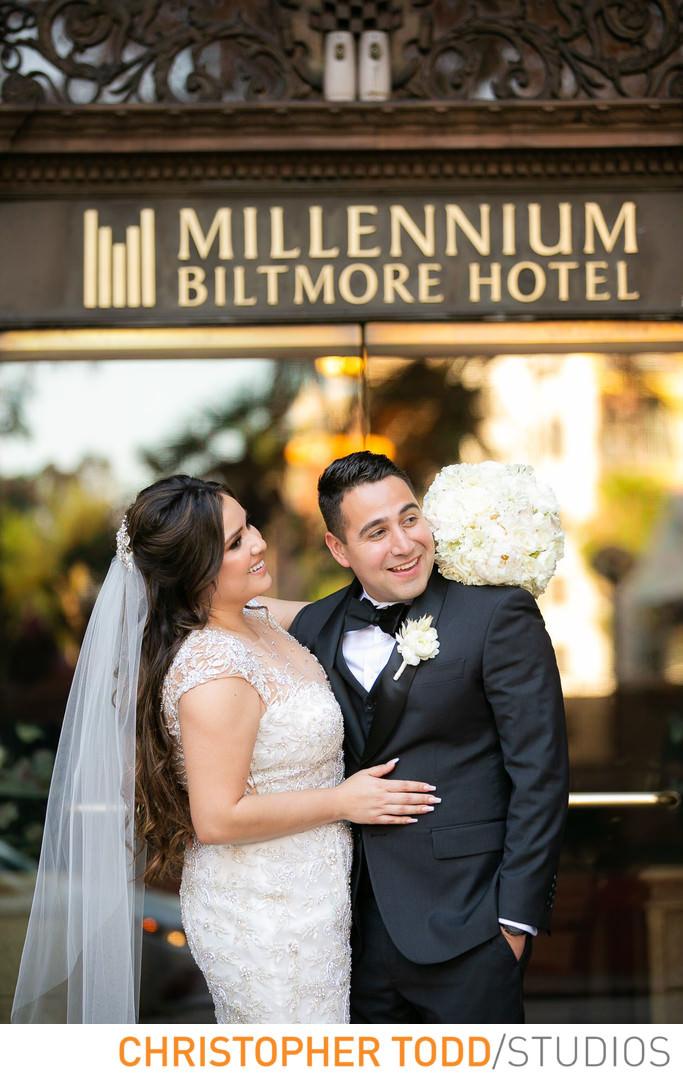 millennium-biltmore-wedding-photo
