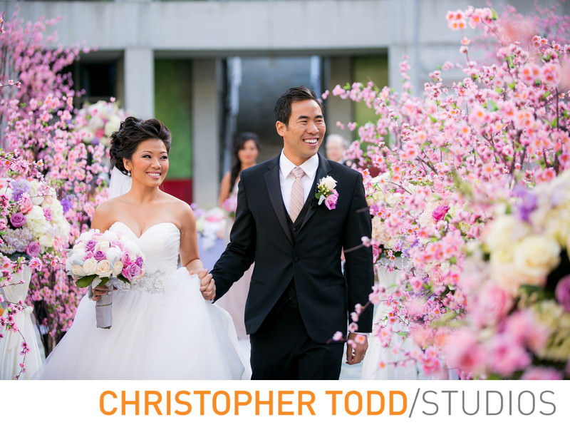 skirball-cultural-center-wedding-ceremony