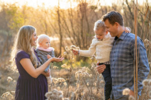 win a family mini session experience