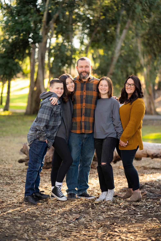 funraiser family mini photography