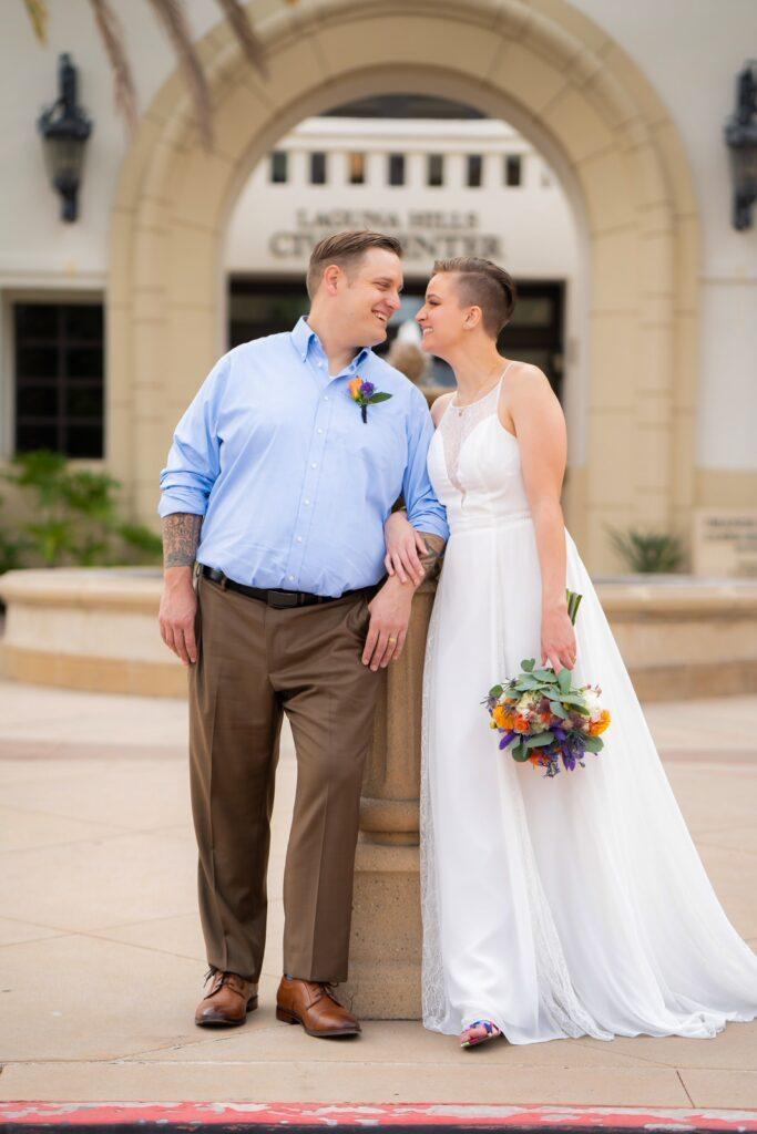 los-angles-courthouse-wedding-photos
